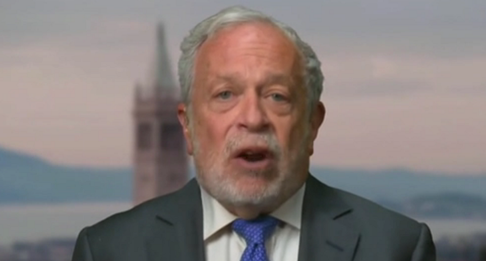 'Sugar highs are temporary': Robert Reich warns Trump's economic policy is 'extremely dangerous' and could crash everything