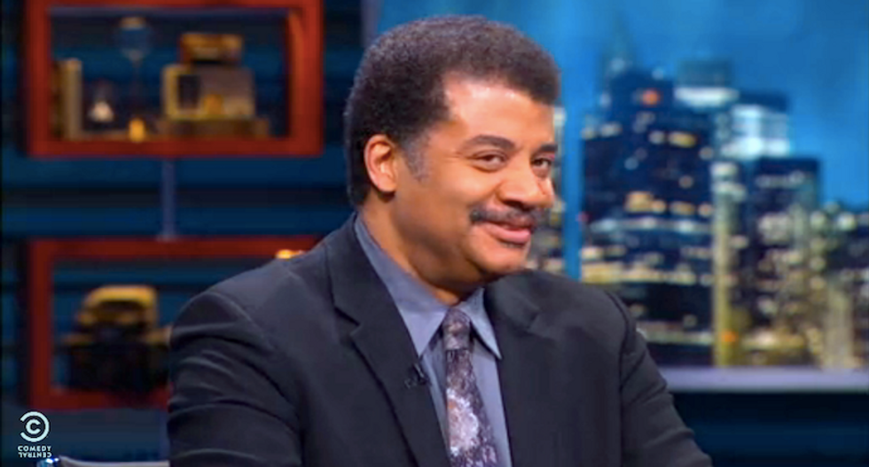 'I was checkmated': Conservative columnist quits after being embarrassed by Neil deGrasse Tyson