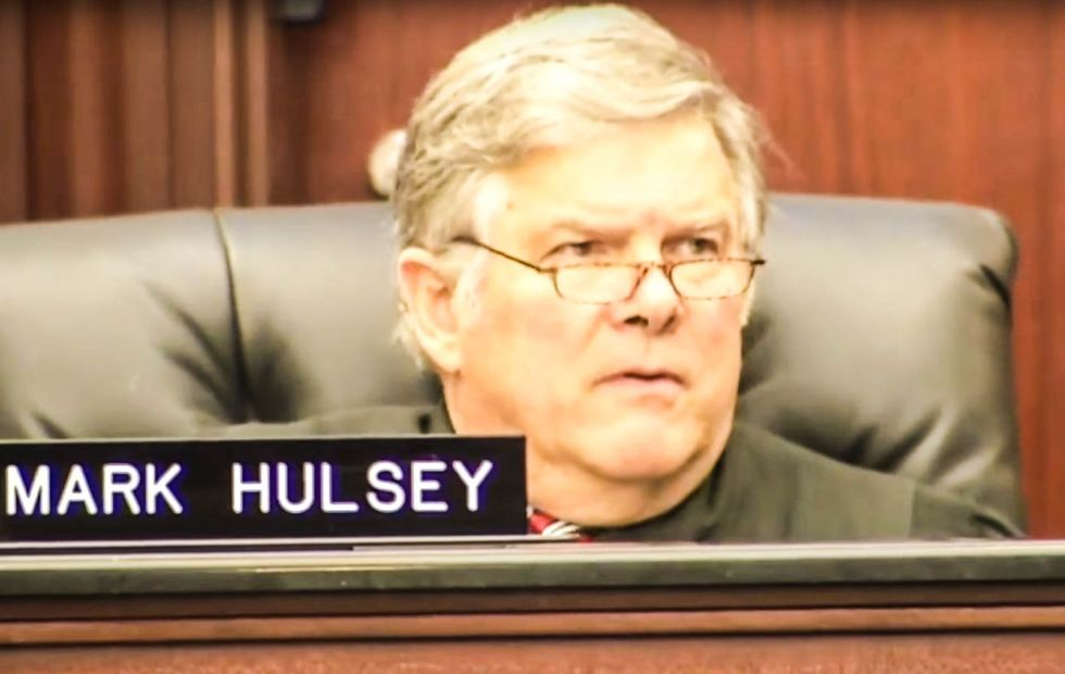 Florida judge accused of saying blacks should 'go back to Africa' resigns before he can be impeached