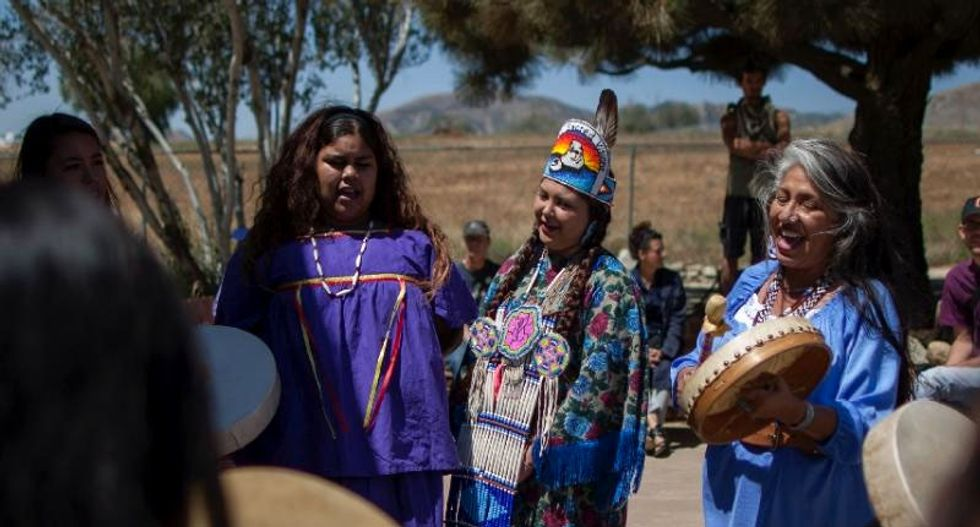 California's Cahuilla natives try to keep their traditions alive