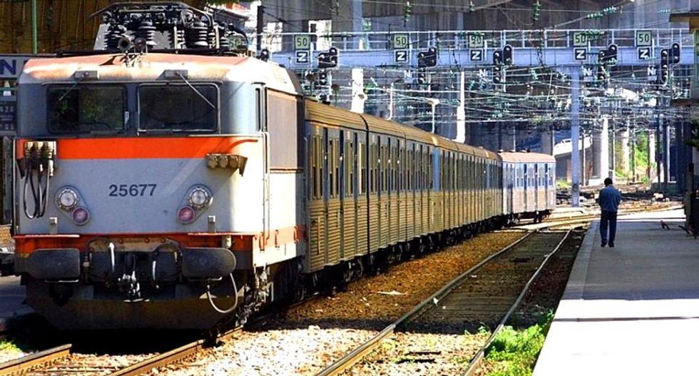 Holocaust descendants in US sue France's railway over Nazi death camps