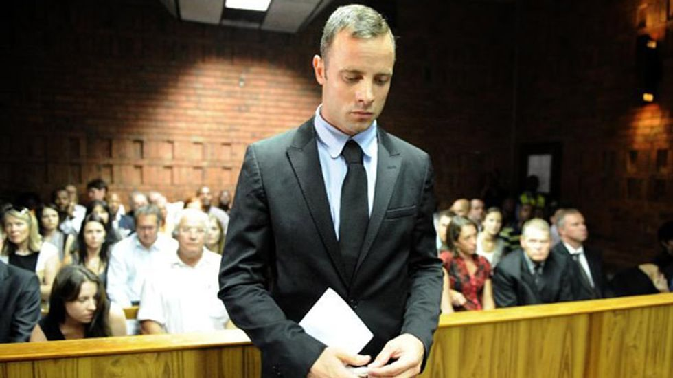 """Judge rules most of Oscar """"Blade Runner"""" Pistorius trial to be televised"""