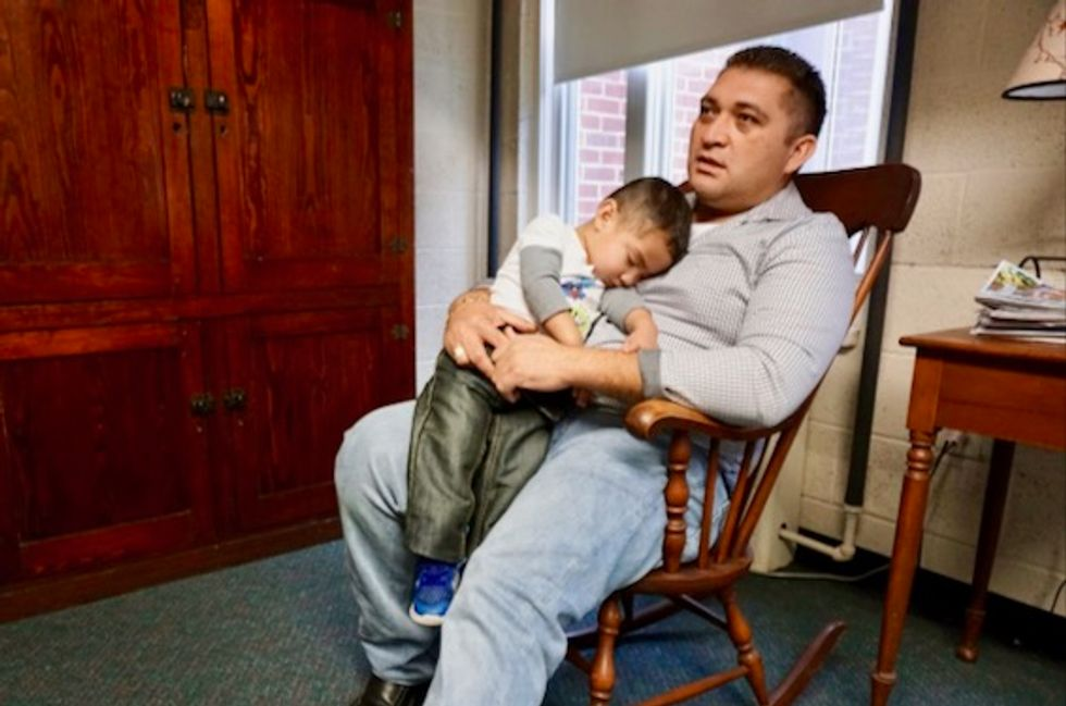 Love thy neighbor: US sanctuary churches protect Trump-era migrants