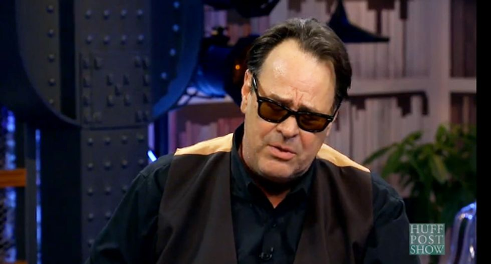 SNL alum Dan Aykroyd: 'America is flat-out gun crazy' and cops need training in 'less lethal' methods