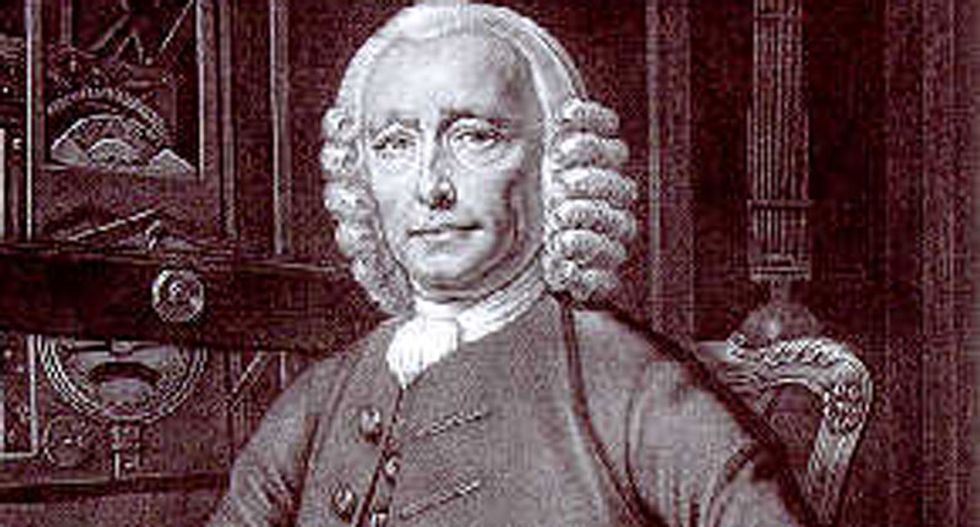 Clockmaker John Harrison vindicated 250 years after 'absurd' claims