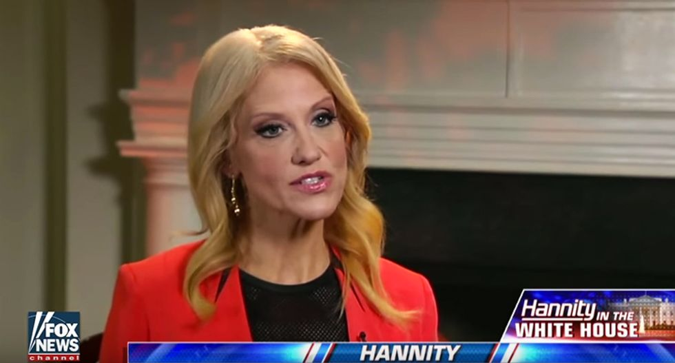 Kellyanne Conway blames press for death threats and need for Secret Service protection