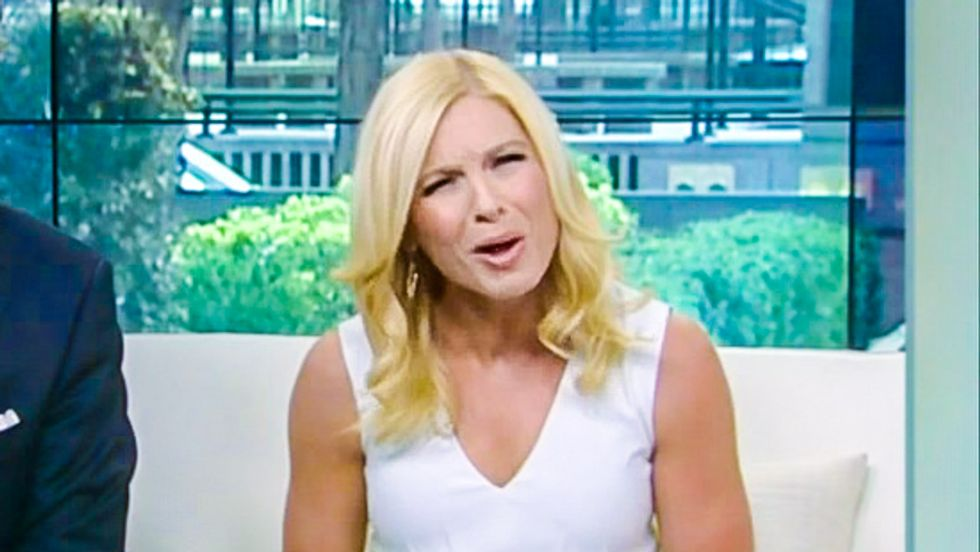 Fox host explodes at misogynist CEO: 'Completely backwards' to say God didn't intend women presidents