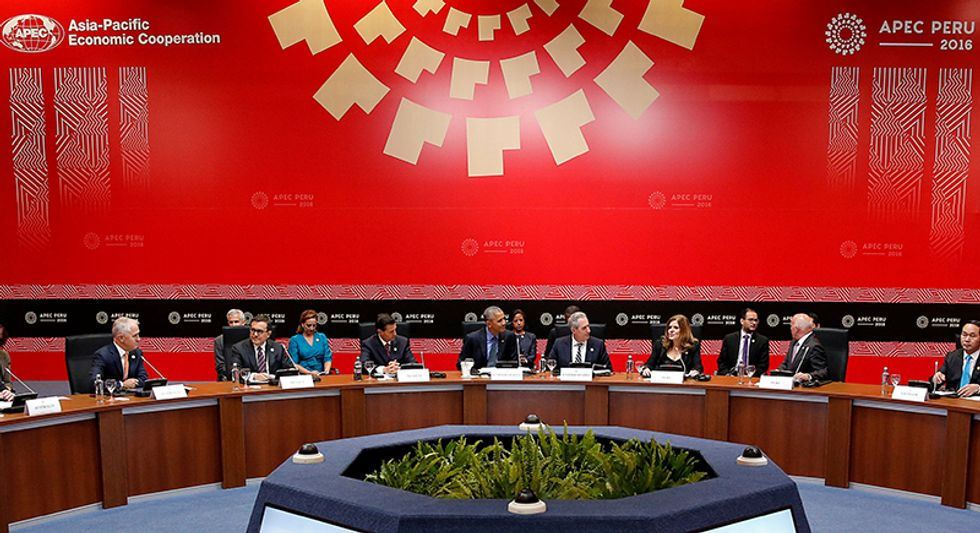 After US exit, Asian nations try to save TPP trade deal