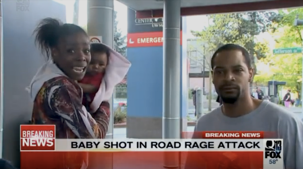 Family furious after Washington 1-year-old gets shot in head in road rage incident