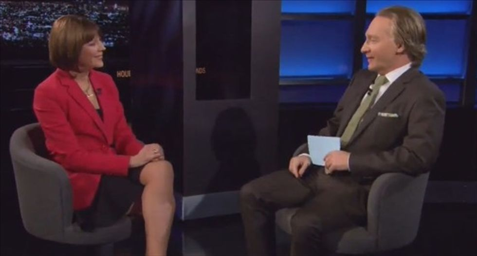Bill Maher tells Judy Miller: It's the 4th Estate's job to 'call bullsh*t on the military-industrial complex'