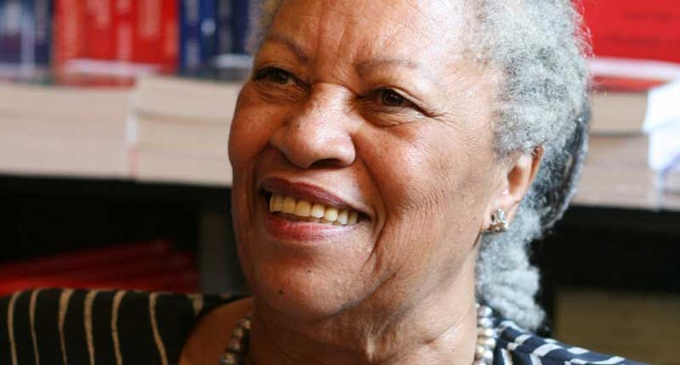 Nobel prize-winning author Toni Morrison: 'I want to see a white man convicted for raping a black woman'