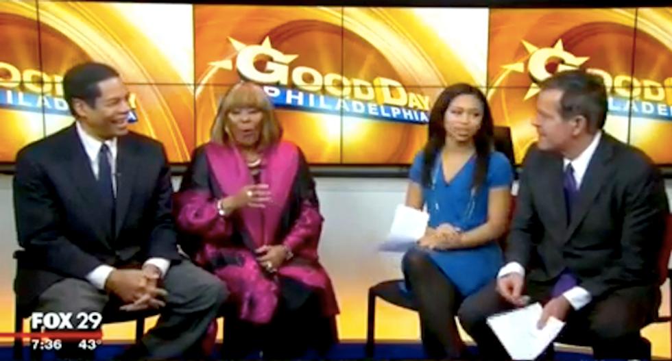 'She's good at bullsh*t': Local news anchor damns Kellyanne Conway with the faintest of praise