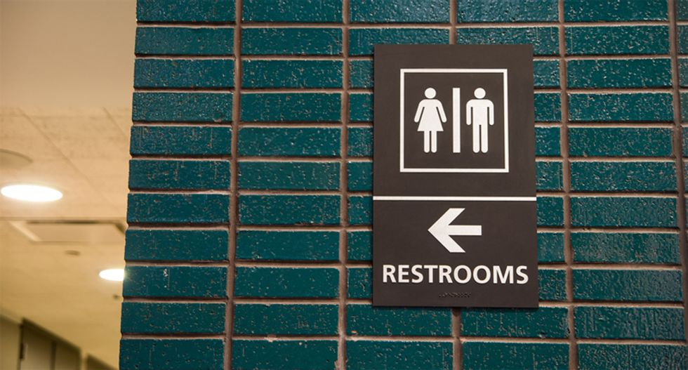 Bathroom police: Religious group seeks to fine trans people $4,000 for using 'wrong' facility in California