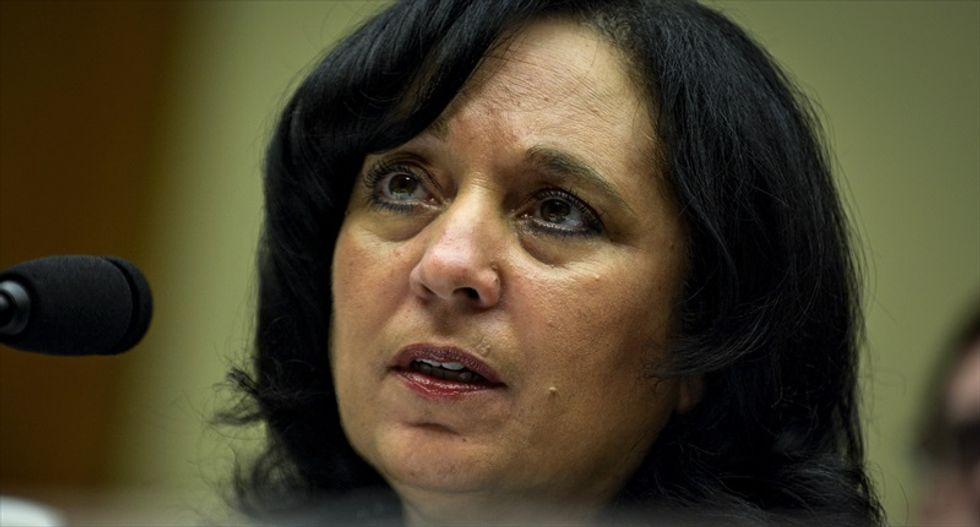 DEA head Michele Leonhart resigns as Congress prepares investigation into sex parties