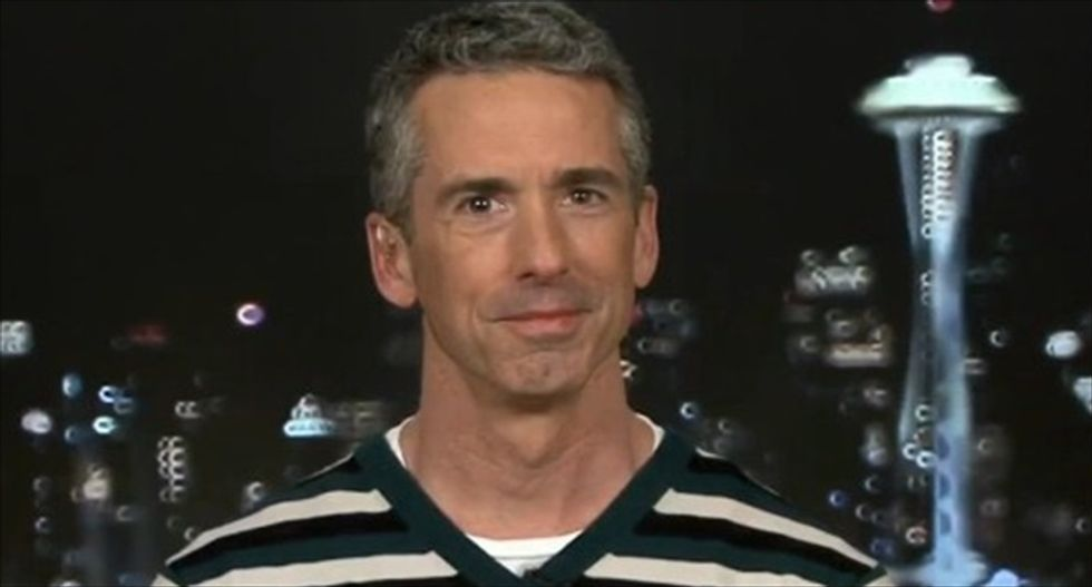 Bad news, religious right: 'Pro-gay bully' Dan Savage's new sitcom is pretty hilarious