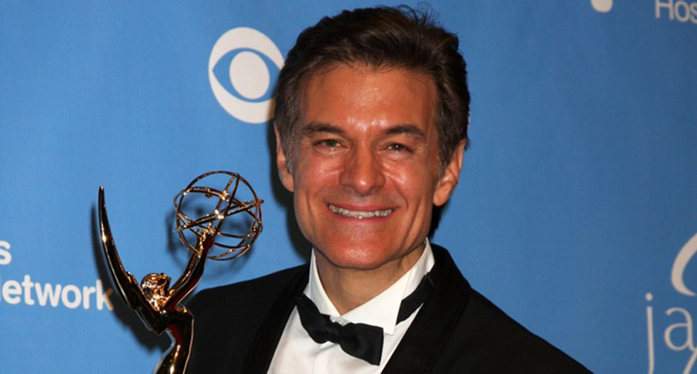 Dr. Oz to use show to attack critics who want him booted from faculty position for 'quack medicine'