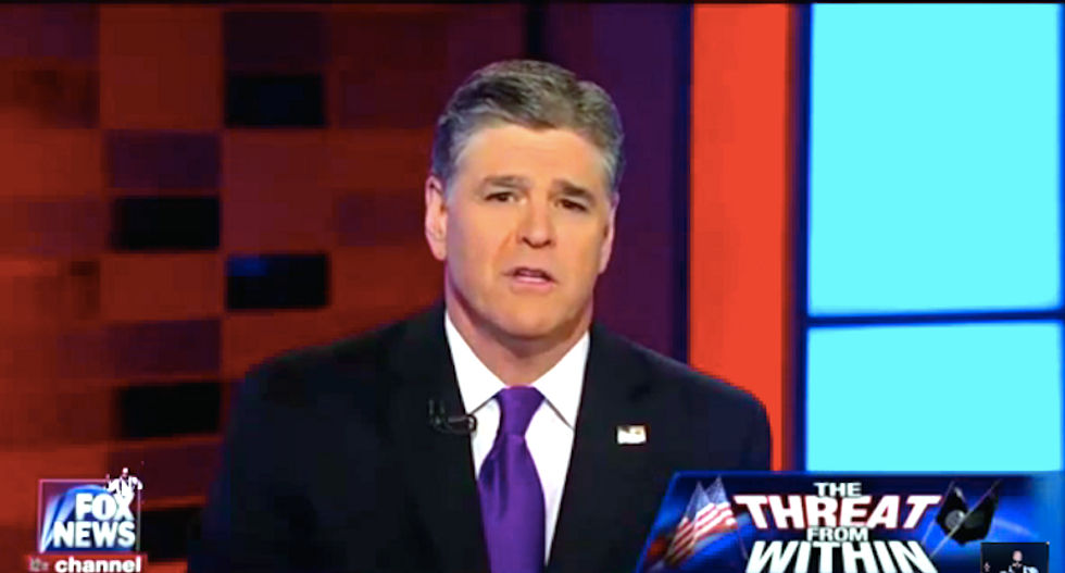 'Shame on you': CAIR spokesman scolds Sean Hannity for asking every Muslim guest about terrorism