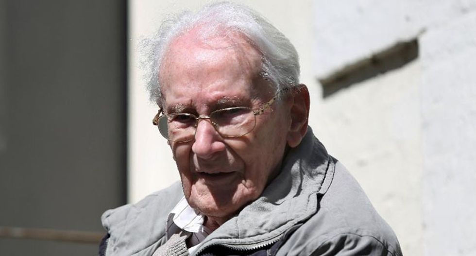 'Bookkeeper of Auschwitz' describes 'orderly' death camp at German trial