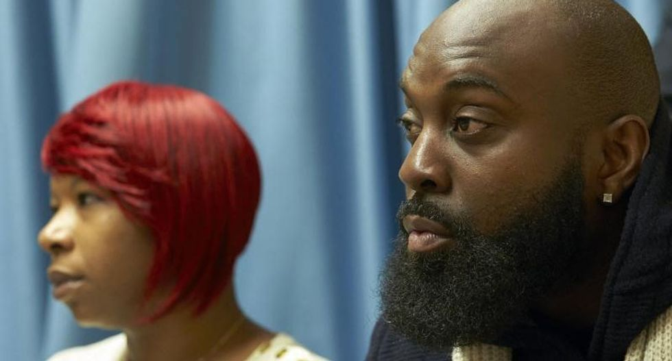 The family of Michael Brown file wrongful death lawsuit against the city of Ferguson