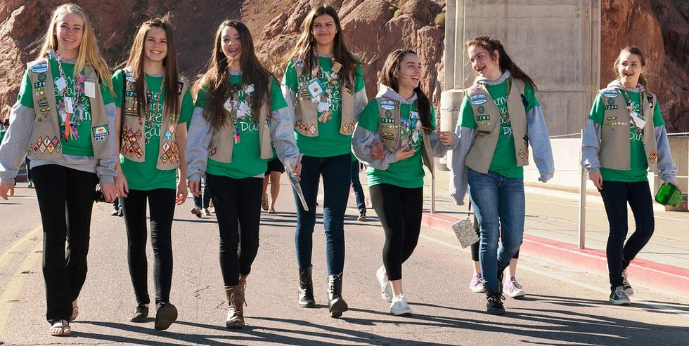 Rightwingers have turned on the Boy Scouts and the Girl Scouts -- and here is why they are so enraged
