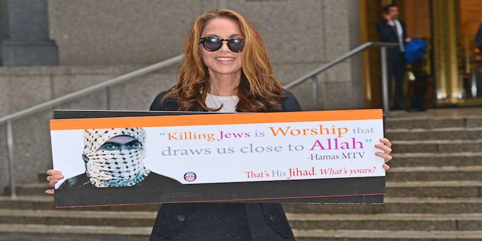 Judge orders NY buses to run 'Killing Jews' ads