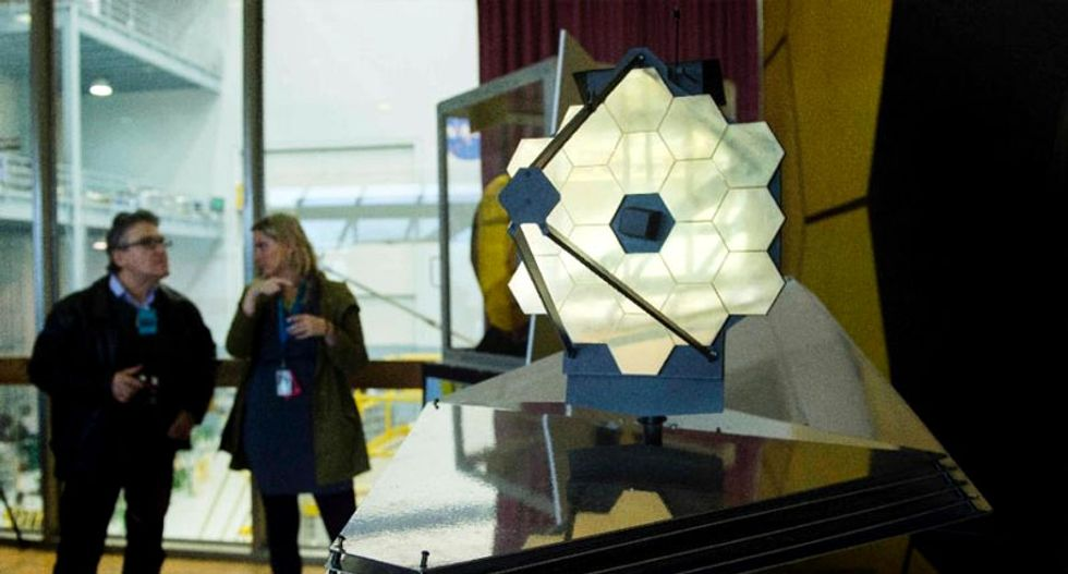 Most powerful space telescope ever to launch in 2018 -- and it will look back 13.5 billion years