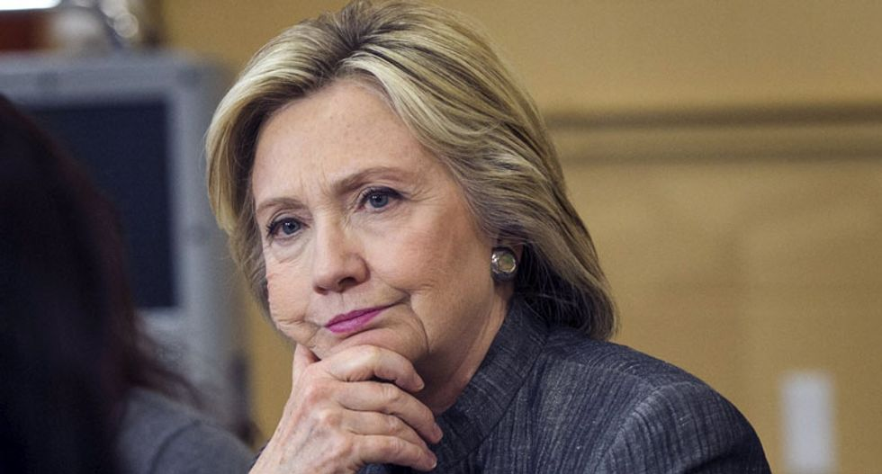 Hillary Clinton floats tax-code changes to reward companies that actually produce goods