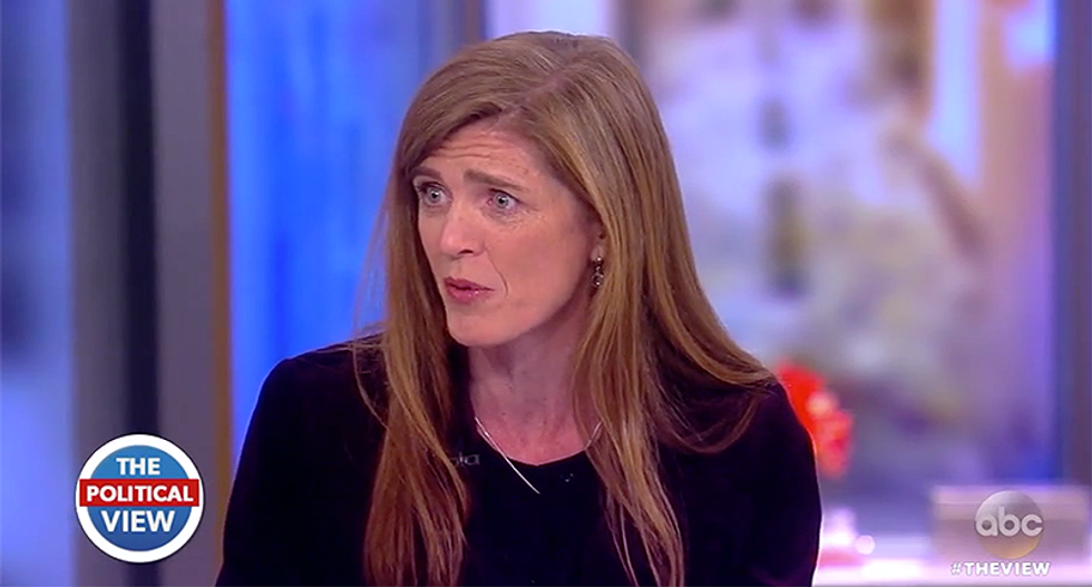 Samantha Power explains why Nikki Haley is going to be very unpopular at the United Nations