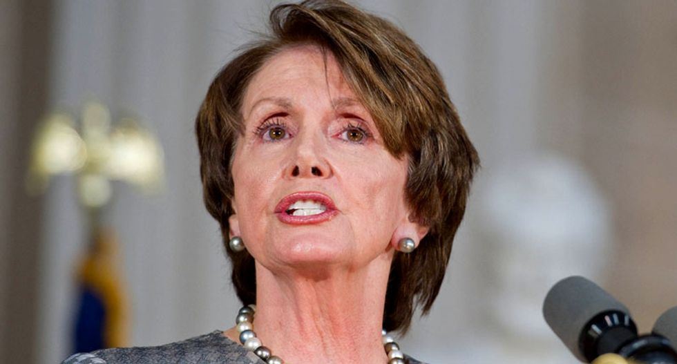 Boehner resignation a 'distraction' as House tackles budget: Pelosi