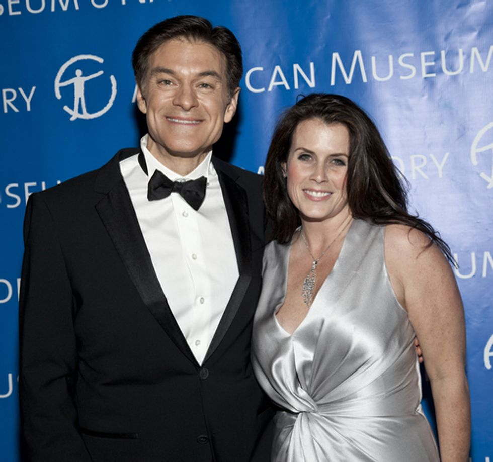 Dr. Oz mistakes demands for professionalism for attacks on free speech