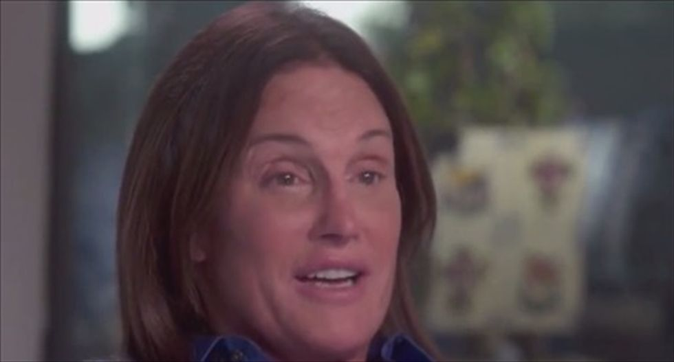 'I believe in the Constitution': Bruce Jenner comes out -- as a Republican