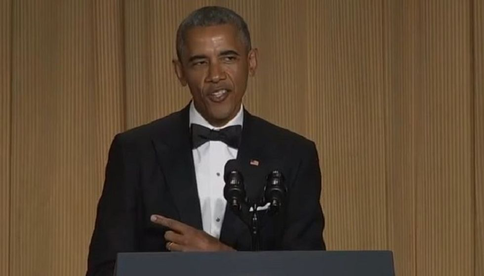 Obama on the 'fourth quarter' of his presidency: 'I have something that rhymes with bucket list'