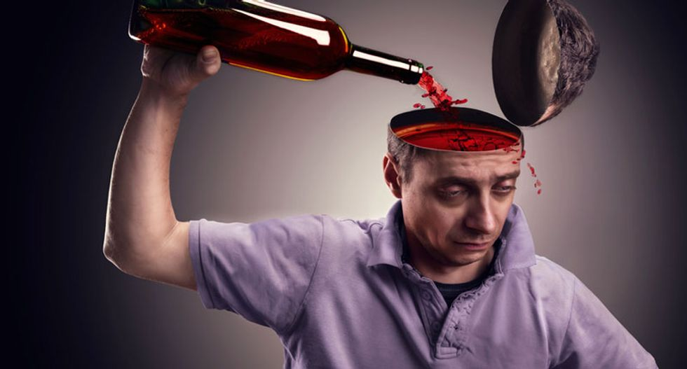 How to know when holiday drinking is hurting your brain