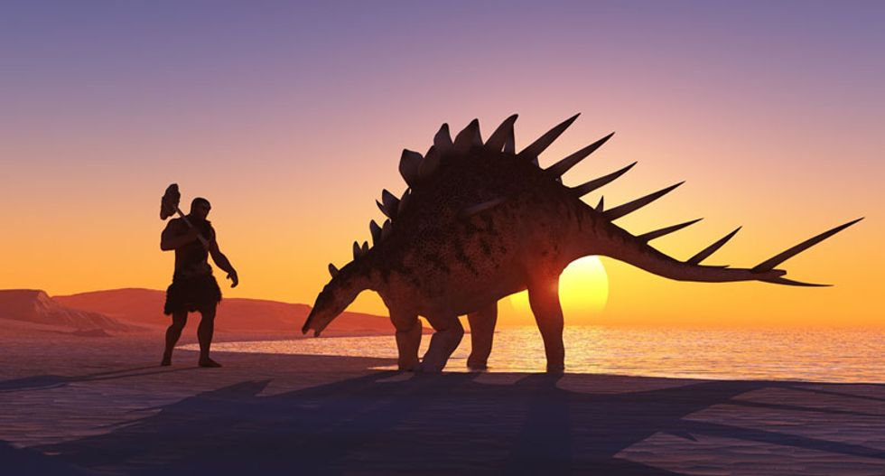 Why dinosaur extinction is only half the story of killer asteroid's impact