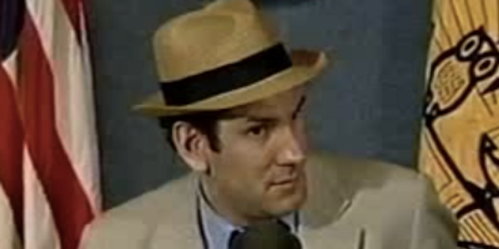 Matt Drudge figures out Obama's to blame for Baltimore riots -- guess we can all go home now