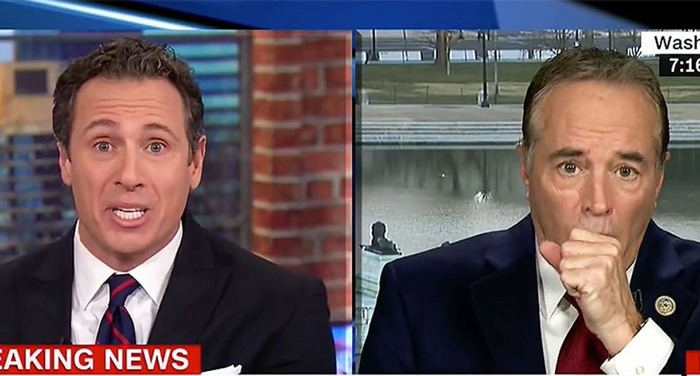 Chris Cuomo demolishes Trump's absurd voter fraud claims: 'Is he entitled to his own facts?'