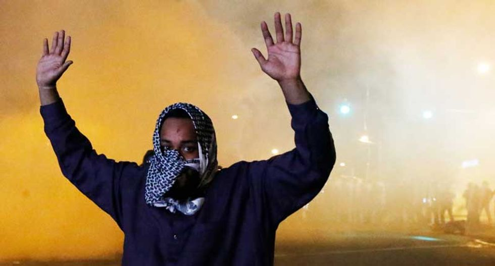 You'd be surprised who the outside agitators in Baltimore really are