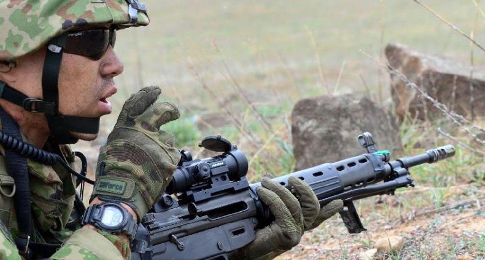 Combat veterans shoot down NRA 'fantasy world' of 'good guys with guns'
