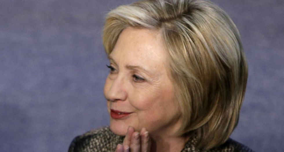 On Clinton's age, Republican rivals imply -- but never say -- she's old