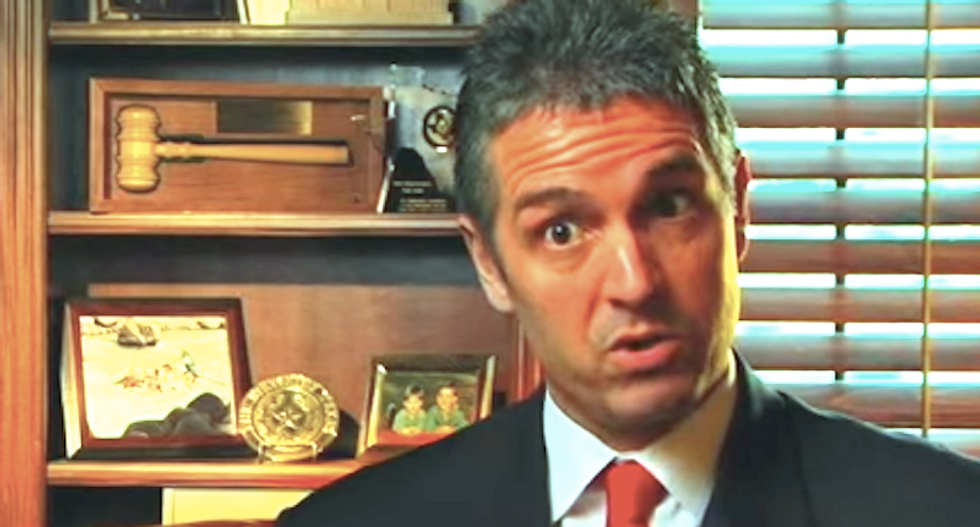Texas GOP ex-lawmaker schools governor for 'pandering to idiots' who fear Jade Helm 15 military takeover