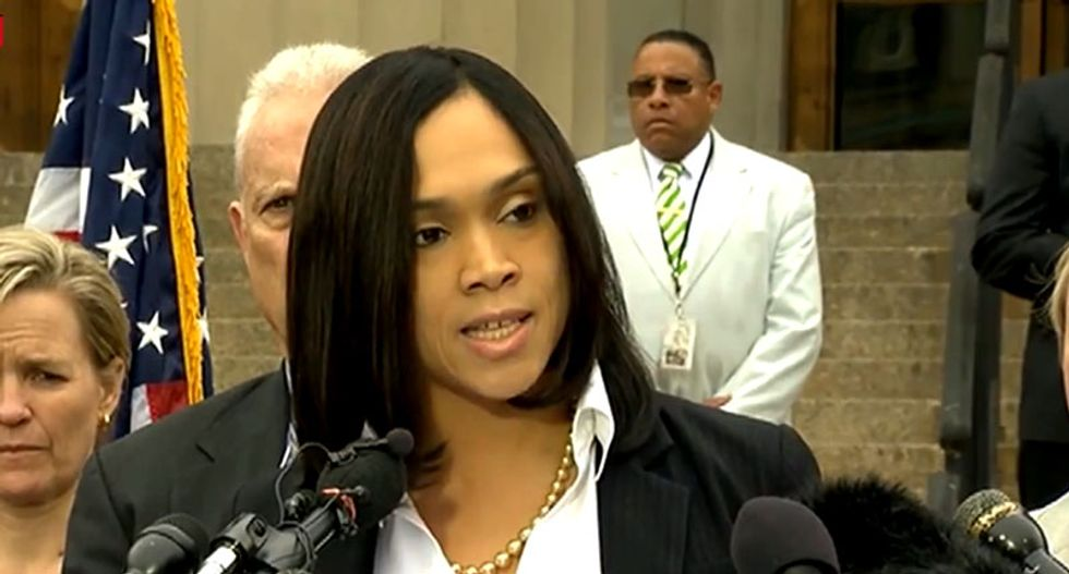 Marilyn Mosby is the latest example of why Black Lawyers Matter