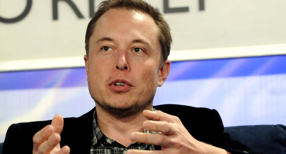 Tech think-tank calls Tesla's Elon Musk a 'luddite' for comparing artificial intelligence to killer robots