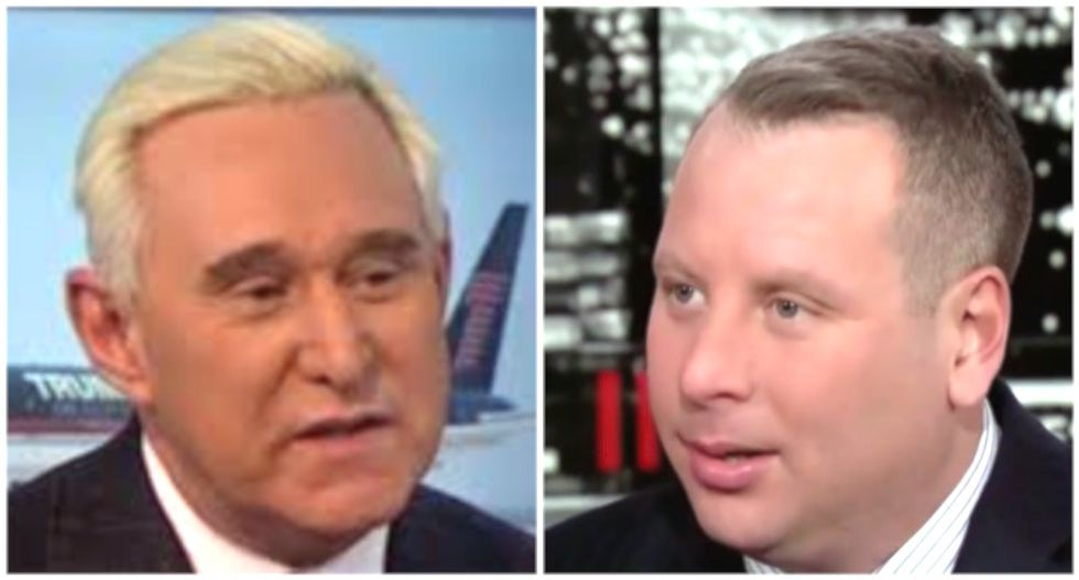Roger Stone probably tried to collude with Russia — but failed: Former protégé Sam Nunberg