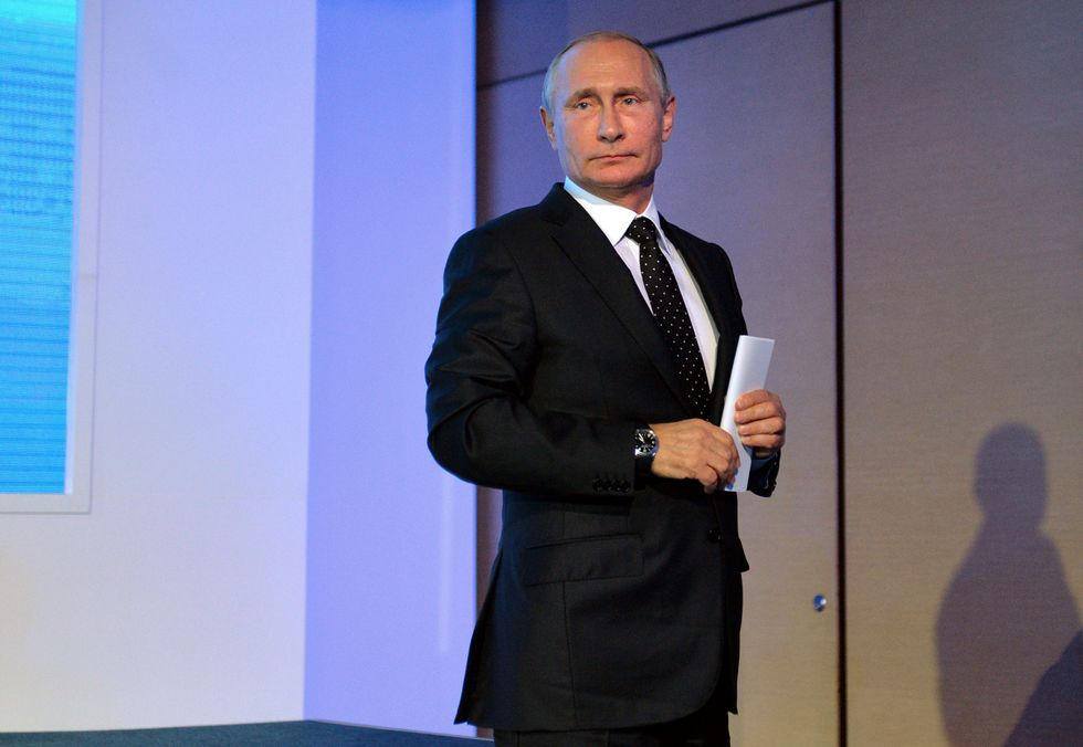 Putin turned Russia election hacks in Trump's favor: US officials