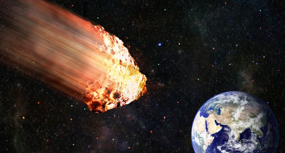 End Times broadcaster: God will send a 'fireball from space' to destroy Earth if gay marriage is legalized