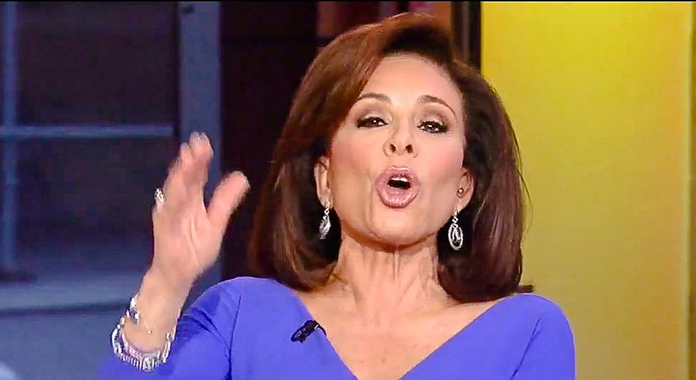 Fox News' Jeanine Pirro loudly warns there will be an 'uprising' if any Trump family members are indicted