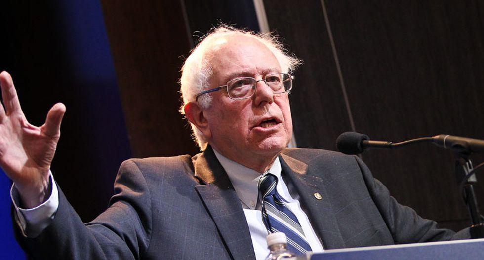 'Jesus was a socialist': Bernie Sanders excites previously unmotivated Alabama voters