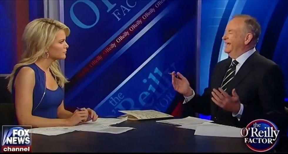 Fox News faces a choice -- keep Bill O'Reilly or 'It girl' Megyn Kelly?: report