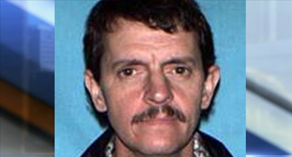 Missouri fugitive suspected of killing woman he kept locked in a box and her son