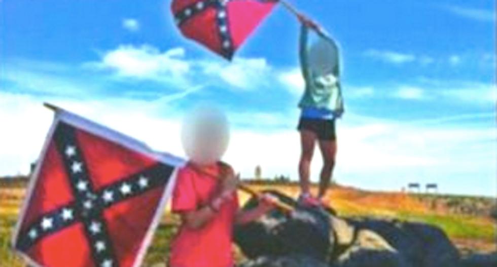 North Carolina teens post pro-Confederate photo on social media and joke about buying slaves